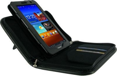 rooCASE Executive Portfolio Leather Case for Samsung