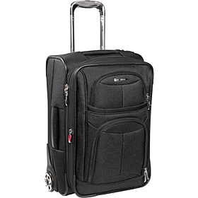 Helium Fusion 3.0 21'' Carry-On Exp. Suiter Trolley Black