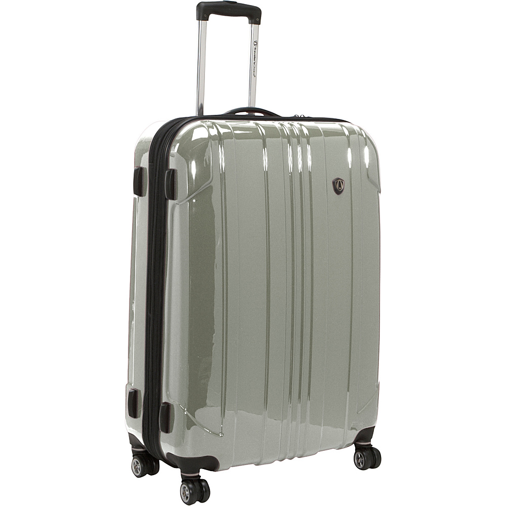 Travelers Choice Sedona 29 in. Hardside Spinner - Luggage, Hardside Checked