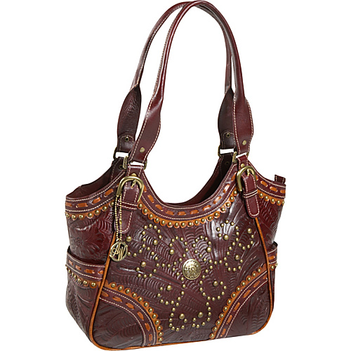 American West 3 Compartment Tote Tularosa Collection -