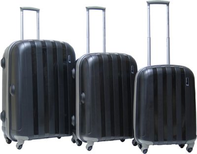 CalPak Paradise 3 Piece Extra Lightweight Luggage Set