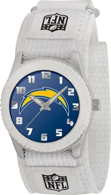 Game Time Rookie White - NFL San Diego Chargers Black - Game Time Watches