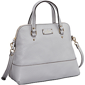 Grove Court Large Maise Satchel Shale