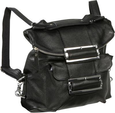 AmeriLeather - Rococo Leather Handbag / Backpack