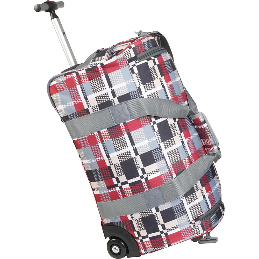 J World Tamarak 22 Rolling Duffel - Star - Luggage, Kids' Luggage
