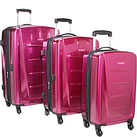 Winfield 2 3 Piece Luggage Set Solar Rose