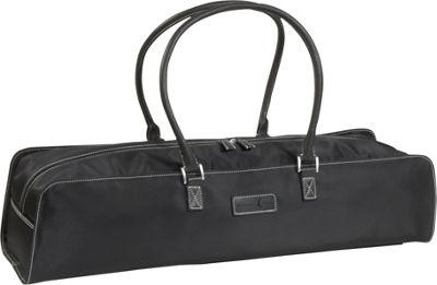 Crescent Moon Metro Nylon Mat Bag Black - Crescent Moon Other Sports Bags