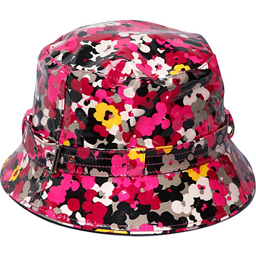 San Diego Hat Rain Bucket Hat - Hot Pink