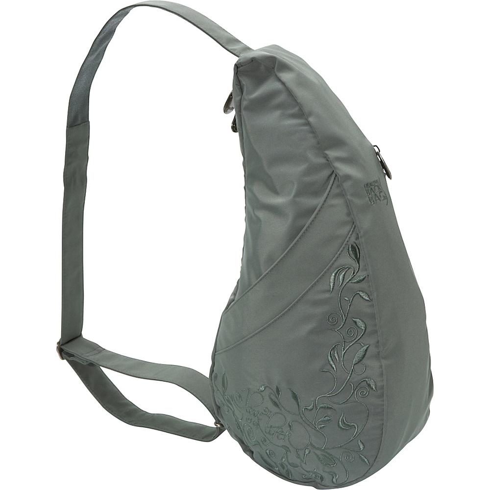 AmeriBag I Love My Life Healthy Back Bag Sea Moss - AmeriBag Fabric Handbags