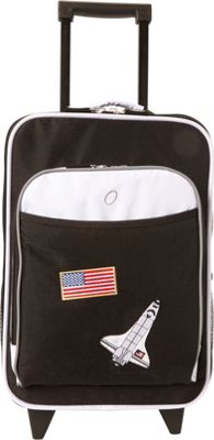 Obersee Kids Space 16 inch Upright Carry-On Space - Obersee Softside Carry-On
