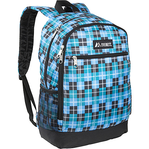 Everest Multi-Compartment Casual Backpack - Turquoise