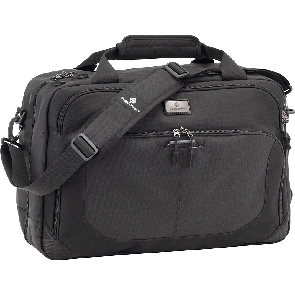 Eagle Creek EC Adventure Weekender Bag Black - Eagle Creek Luggage Totes and Satchels