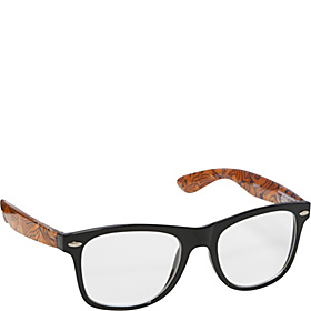 Wayfarer Fashion Sunglasses Brown