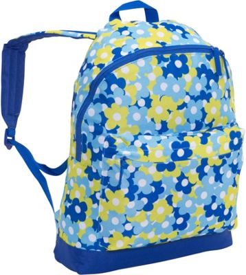 Miquelrius Agatha Large Knapsack Daisies Daisies - Miquelrius Everyday Backpacks