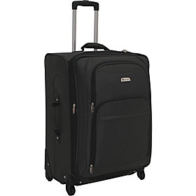 Illusion Spinner 25'' Exp. Spinner Trolley Black