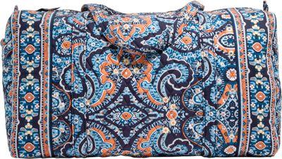 Vera Bradley Large Duffel Marrakesh - Vera Bradley All Purpose Duffels