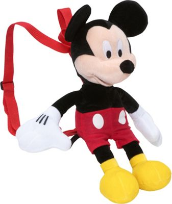 Disney Mickey Plush Backpack