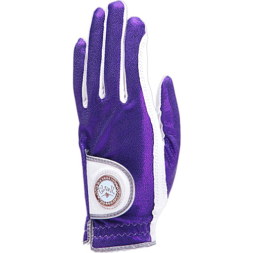 Glove It Violet Bling Glove Violet Left Hand Large - Glove It Golf Bags
