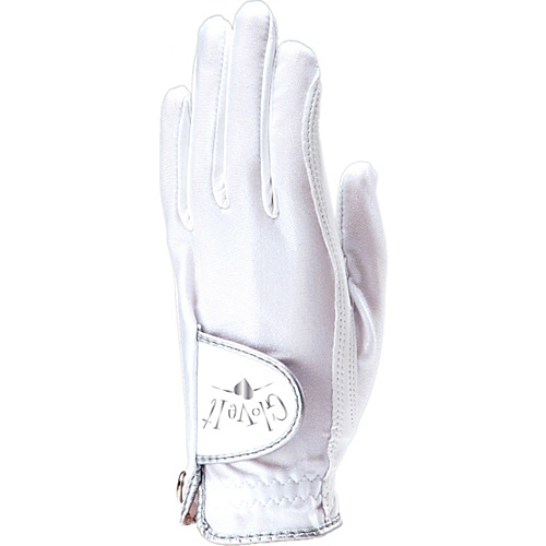 Glove It White Clear Dot Glove White Left Hand Small - Glove It Golf Bags