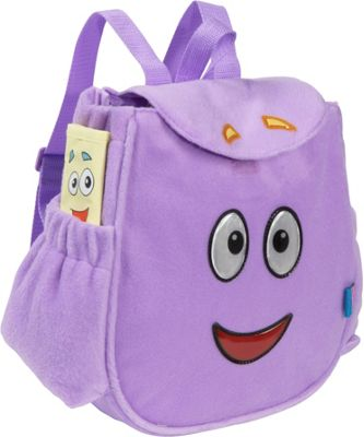 Nickelodeon Plush Dora Backpack