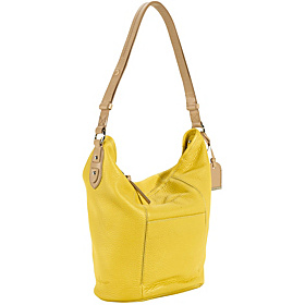 Crosby Convertible Bucket Bag Sunlight