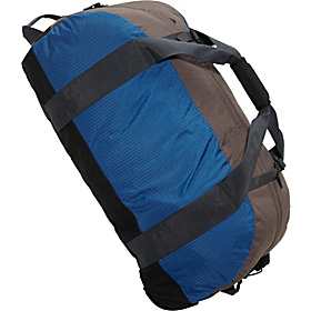 No Matter What Rolling Duffel Lg Pacific Blue