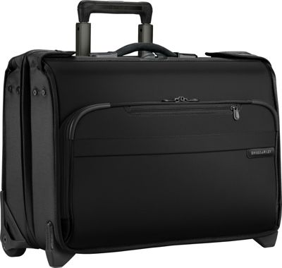 Briggs & Riley Briggs & Riley Baseline Carry-On Wheeled Garment Bag Black - Briggs & Riley Garment Bags