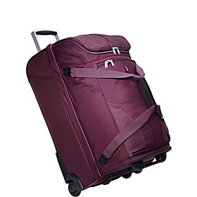 eTech 2.0 Mother Lode Junior 25'' Wheeled Duffel Plum
