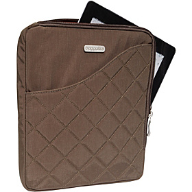 Universal Tablet Case Dark Olive/Spice