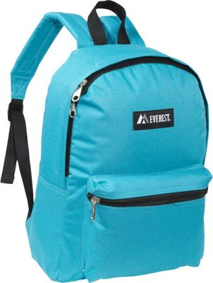 Everest Basic Backpack Turquoise - Everest Everyday Backpacks