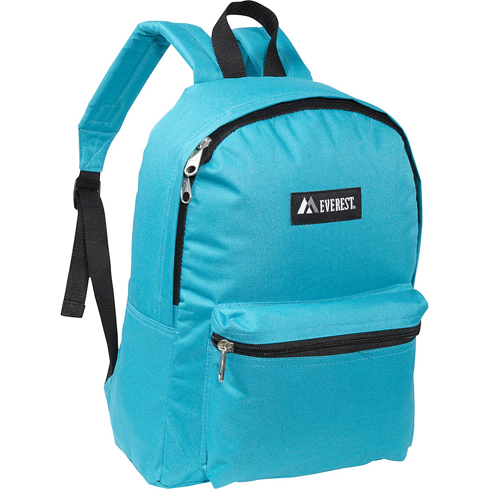 Everest Basic Backpack Turquoise - Everest Everyday Backpacks - Backpacks, Everyday Backpacks