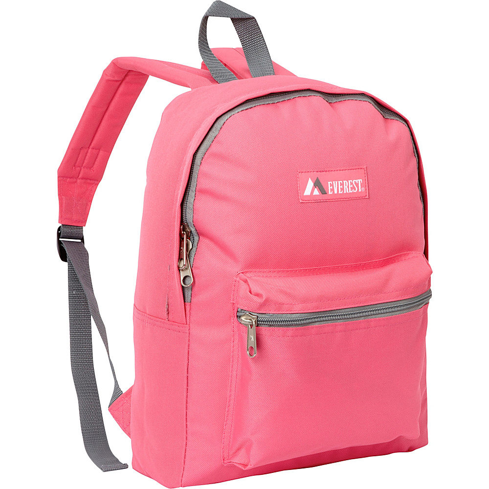 Everest Basic Backpack Rose - Everest Everyday Backpacks - Backpacks, Everyday Backpacks