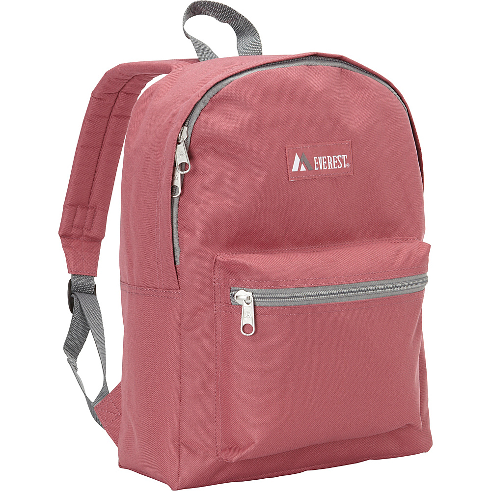 Everest Basic Backpack Marsala Everest Everyday Backpacks