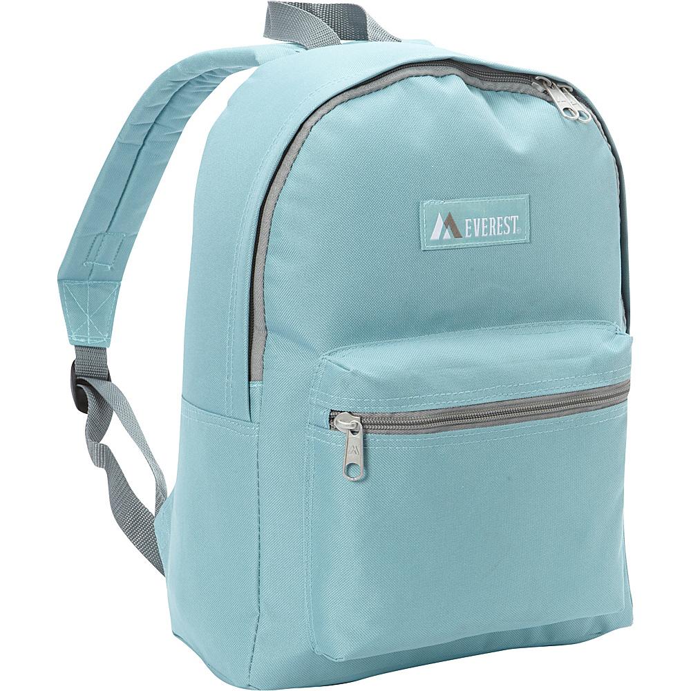 Everest Basic Backpack Mint - Everest Everyday Backpacks - Backpacks, Everyday Backpacks
