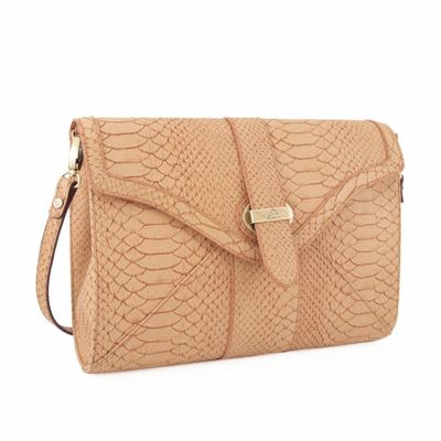 Koret Handbags Slithering Tablet Clutch