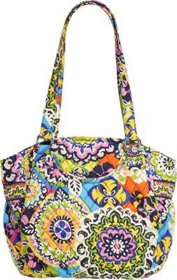 Vera Bradley Glenna Shoulder Bag Rio - Vera Bradley Fabric Handbags