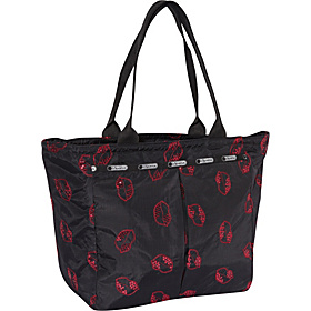 Every girl Tote (Patent) Hot Kiss