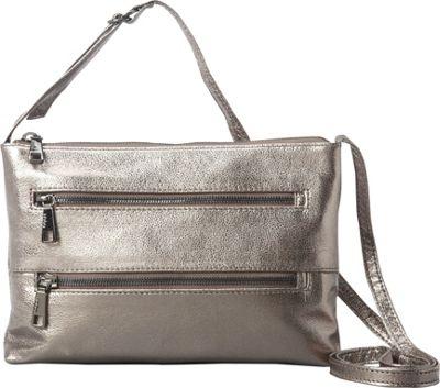 Hobo Mara HEMATITE - Hobo Leather Handbags