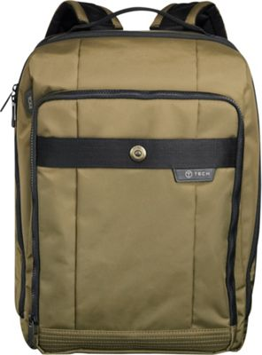 Tumi T-Tech Gateway Olympia Brief Pack Moss - Tumi Computer Backpacks
