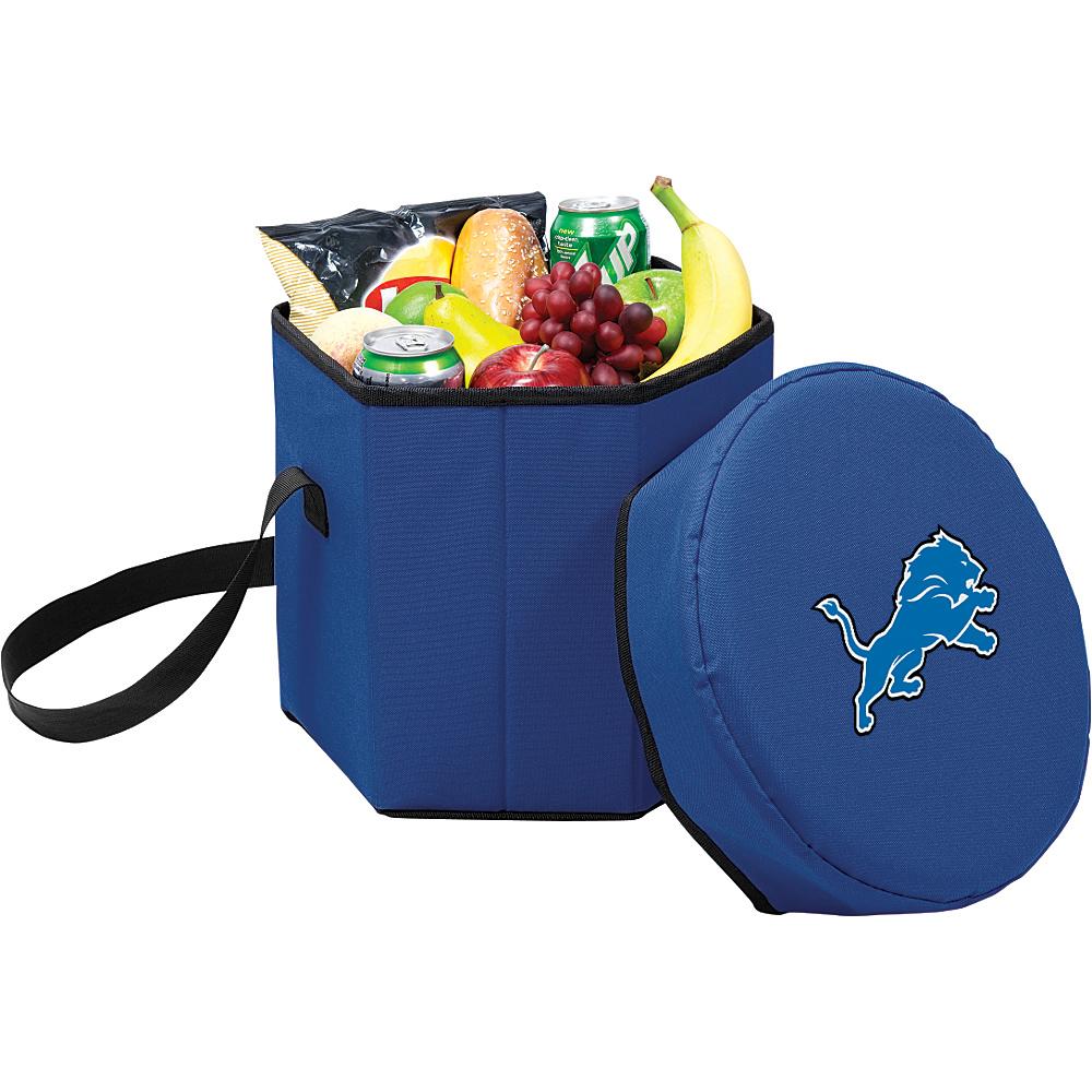 Picnic Time Detroit Lions Bongo Cooler Detroit Lions Navy - Picnic Time Outdoor Coolers - Outdoor, Outdoor Coolers