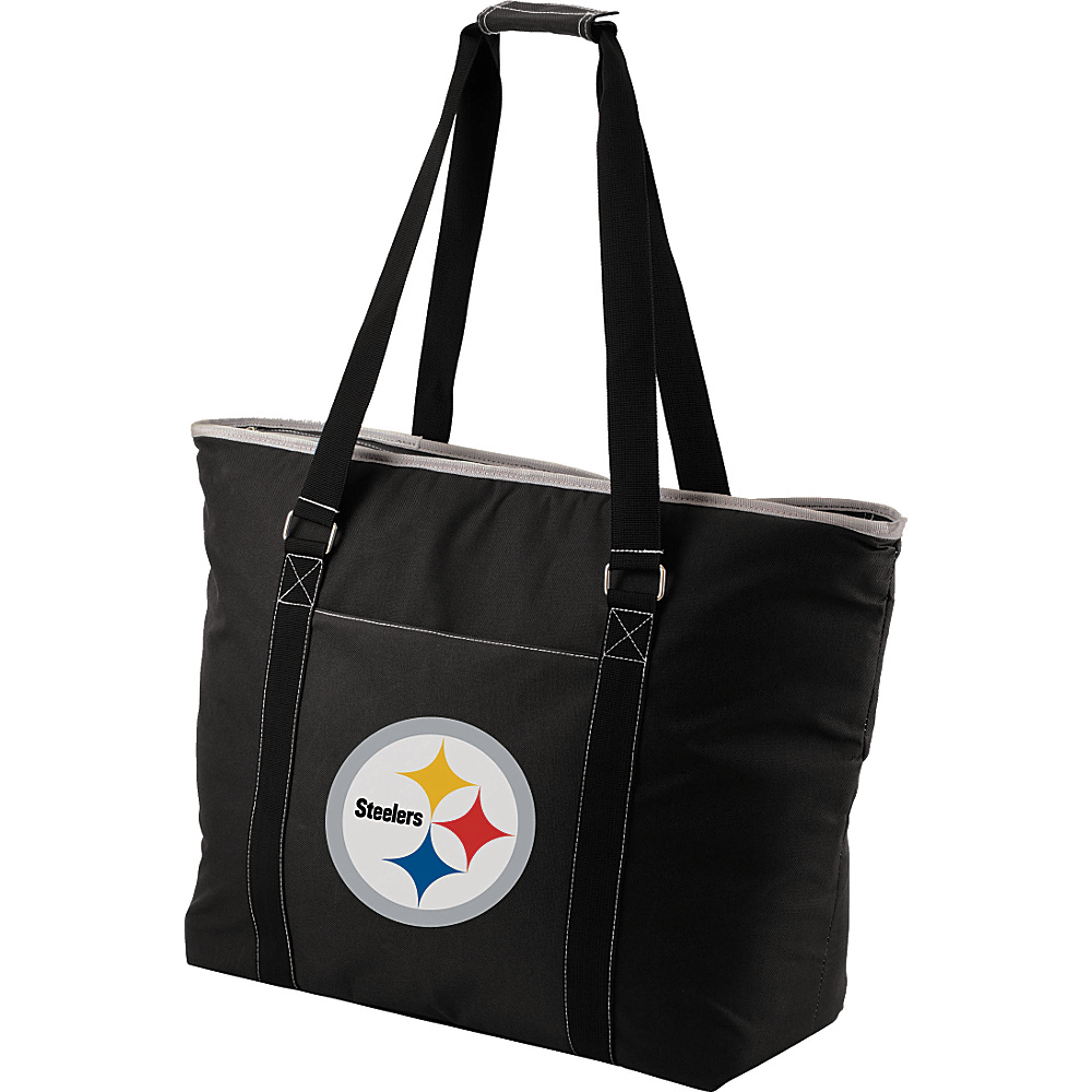 Picnic Time Pittsburgh Steelers Tahoe Cooler Pittsburgh Steelers Black - Picnic Time Outdoor Coolers - Outdoor, Outdoor Coolers