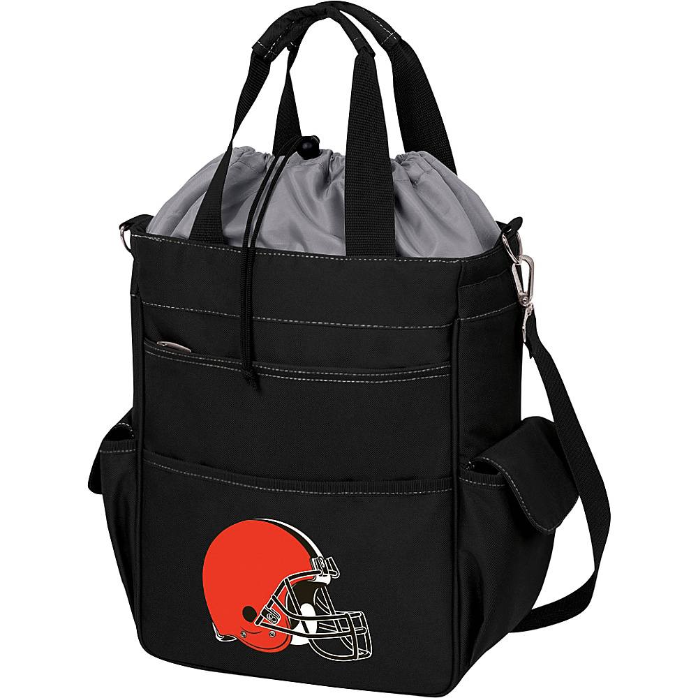 Picnic Time Cleveland Browns Activo Cooler Cleveland Browns Black - Picnic Time Outdoor Coolers - Outdoor, Outdoor Coolers