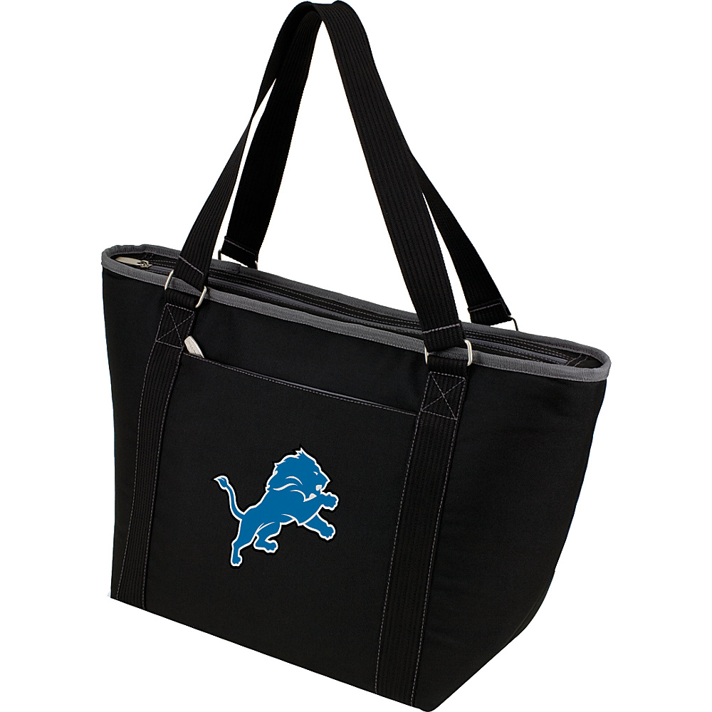 Picnic Time Detroit Lions Topanga Cooler Detroit Lions Black - Picnic Time Outdoor Coolers - Outdoor, Outdoor Coolers