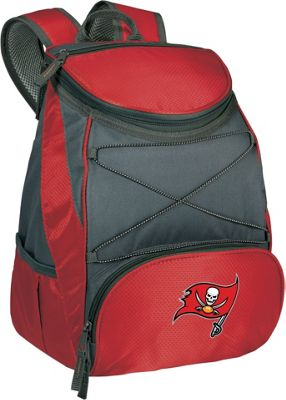 Picnic Time Tampa Bay Buccaneers PTX Cooler Tampa Bay Buccaneers Red - Picnic Time Travel Coolers