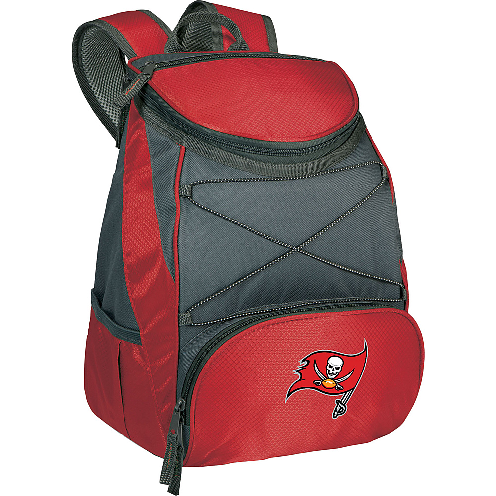 Picnic Time Tampa Bay Buccaneers PTX Cooler Tampa Bay Buccaneers Red - Picnic Time Outdoor Coolers - Outdoor, Outdoor Coolers