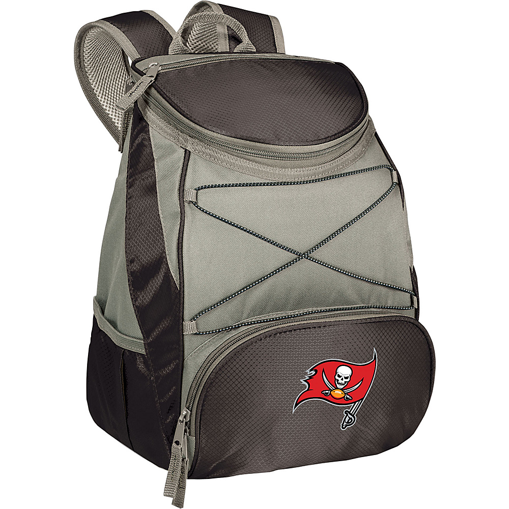 Picnic Time Tampa Bay Buccaneers PTX Cooler Tampa Bay Buccaneers Black - Picnic Time Outdoor Coolers - Outdoor, Outdoor Coolers
