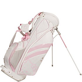 Hello Kitty Diva Stand Bag White