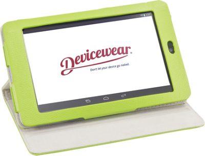 Devicewear The Dante: Rotating Google Nexus 7 Case Green - Devicewear Electronic Cases