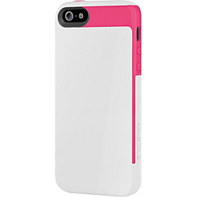 Faxion for iPhone 5 Optical White/ Cherry Blossom Pink