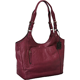Unzipped Shopper Chianti